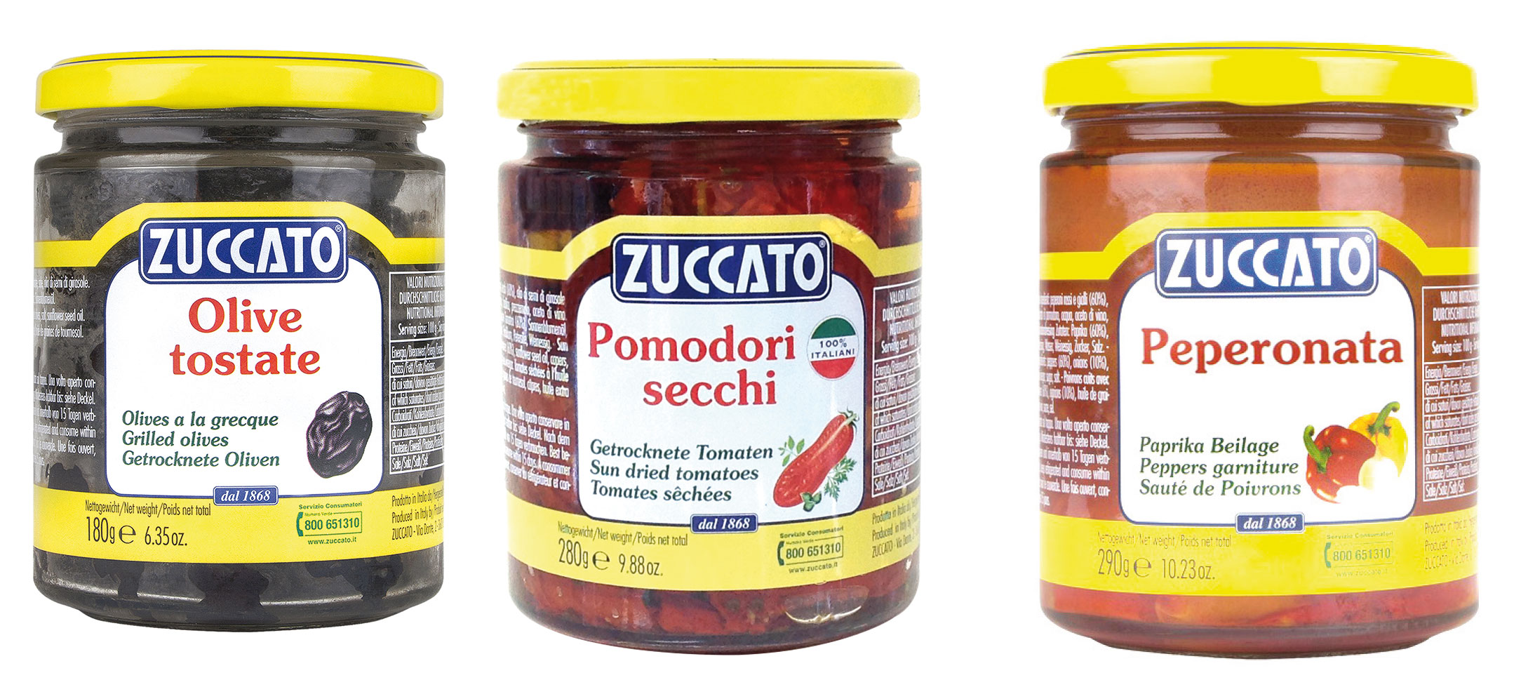 Zuccato Specialties 314ml